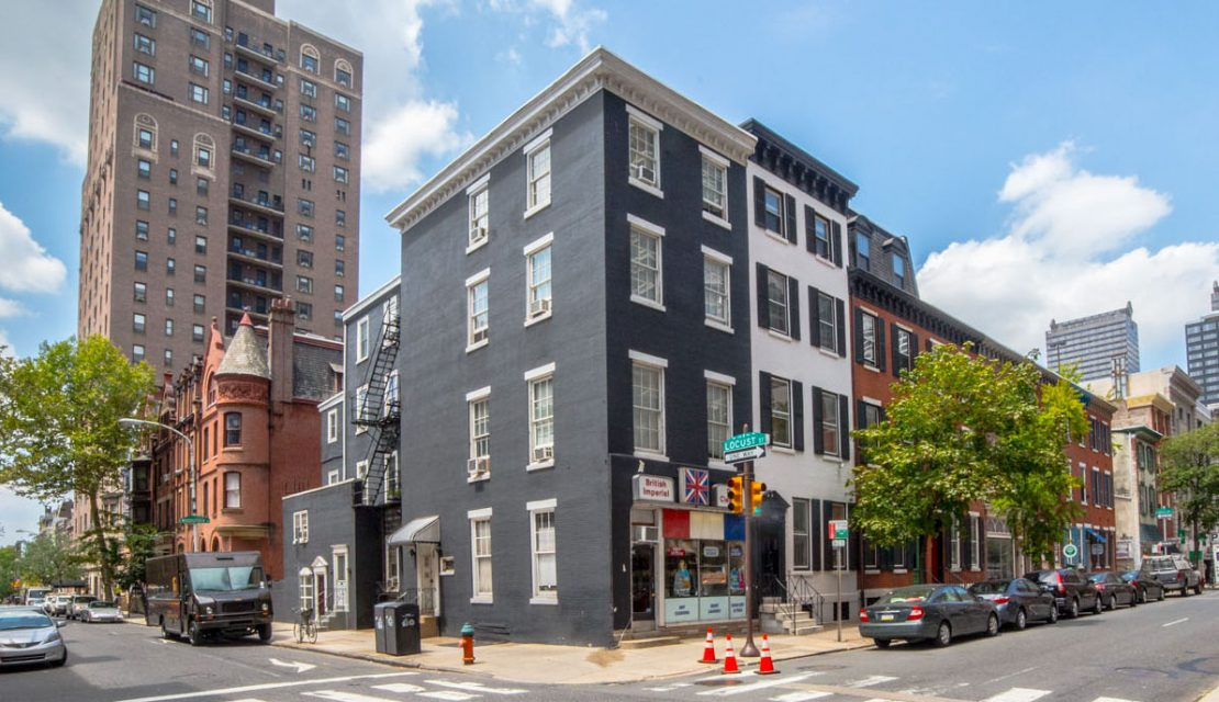 RRA Sells Mixed Use Building in Rittenhouse Square, Philadelphia, Pennsylvania for $1.75 Million