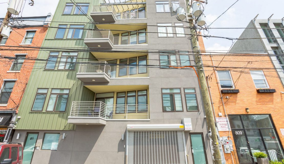 RRA Sells Apartment Building in Northern Liberties Neighborhood of Philadelphia, PA for $3,200,000