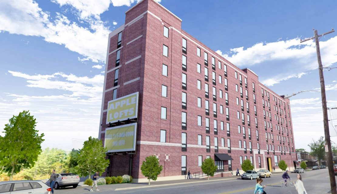 RRA Sells West Philly Development Site Approved For 153 Apartments