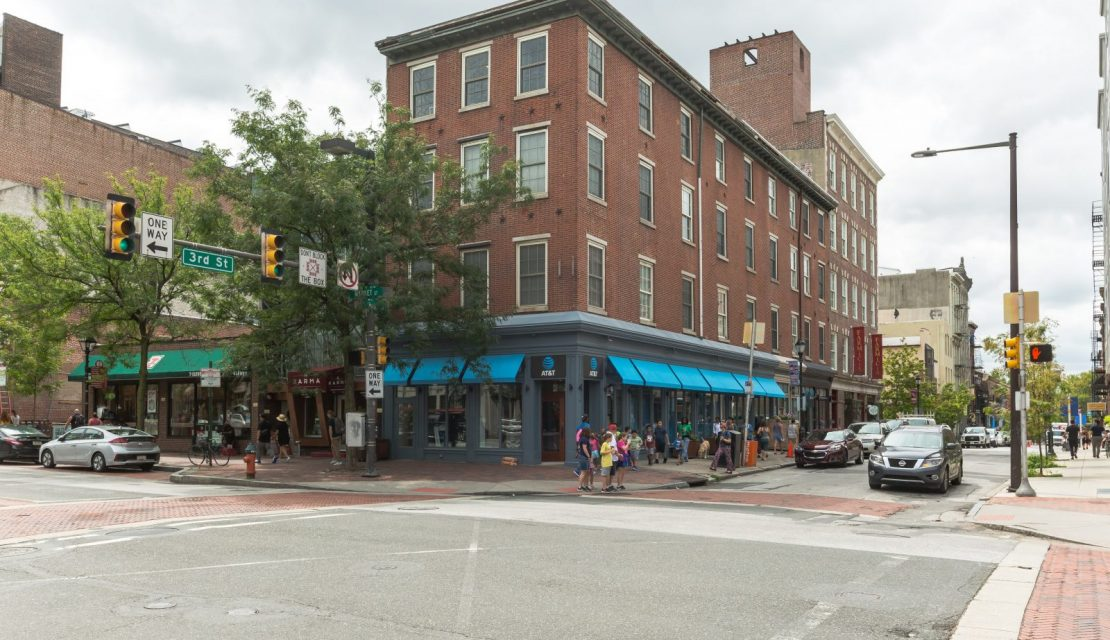 RRA Sells Historic Mixed-Use Property in Old City for $3,700,000