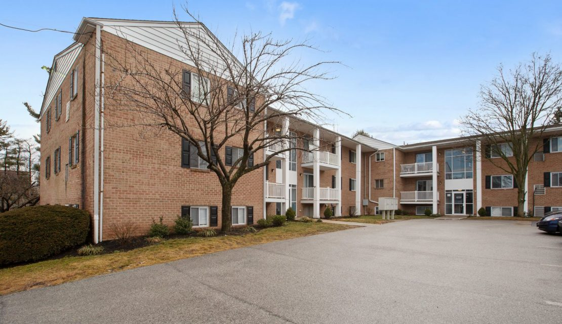 RRA SELLS TWO APARTMENT COMPLEXES IN SUBURBAN PHILADELPHIA TOTALING 61 UNITS