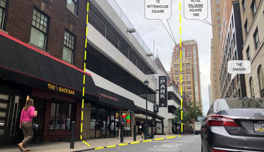RRA ANNOUNCES PRIME DEVELOPMENT OPPORTUNITY: RITTENHOUSE SQUARE DEVELOPMENT SITE WITH MASTER LEASE TO HOTELIER 'SONDER'