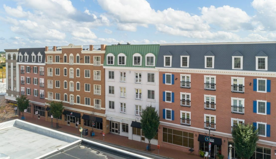 RRA SELLS 92 UNIT NEWLY CONSTRUCTED APARTMENT BUILDING IN WEST CHESTER, PA FOR $300K+ PER UNIT