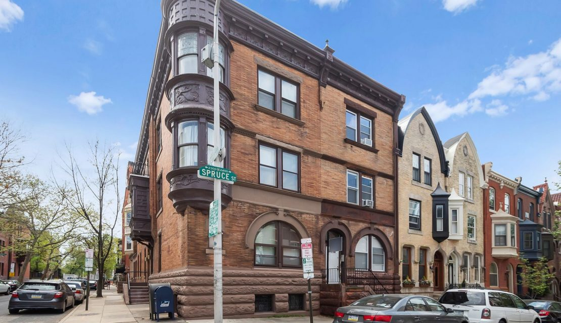 RRA SELLS 21 MULTI-FAMILY UNITS IN CENTER CITY, PHILADELPHIA FOR $3,785,000