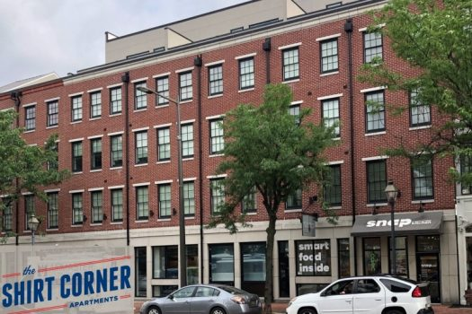 RRA Sells Shirt Corner Apartments