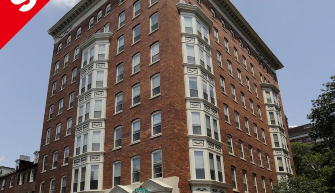 FOR THE FIRST TIME SINCE THE 1960s, RRA SELLS ICONIC FRANKLIN HOUSE IN CENTER CITY, PHILADELPHIA WITH 49 APARTMENTS & 16,600 SF OF OFFICE & RETAIL FOR $12.7 MILLION
